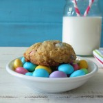 Coconut and M&amp;Ms Cookies