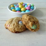 Coconut and M&Ms Cookies 010a