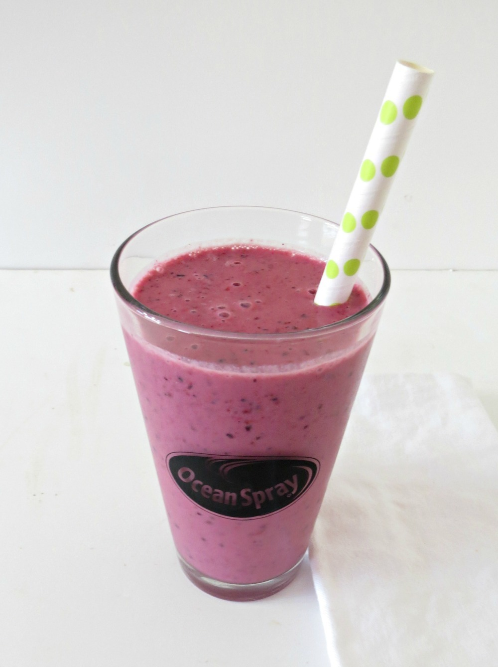 Diet Mixed Berry Smoothie