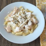 Three Cheese Chicken Alfredo