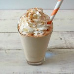 Skinny Cinnamon Dolce Frappe #SundaySupper