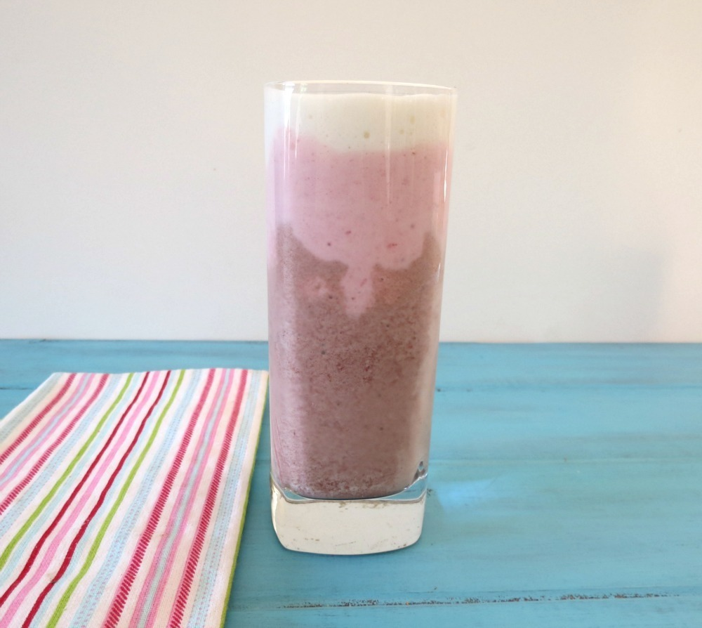 Neopolitian Smoothie