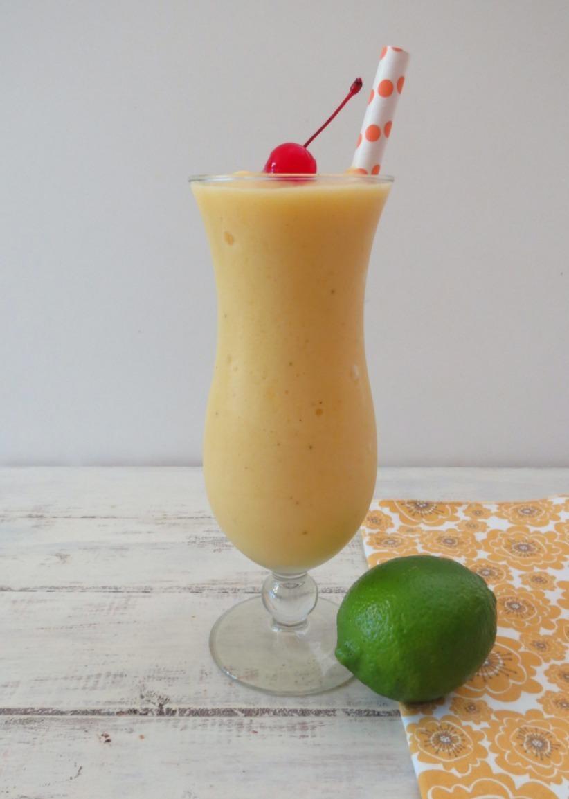 Pina-Banana Smoothie