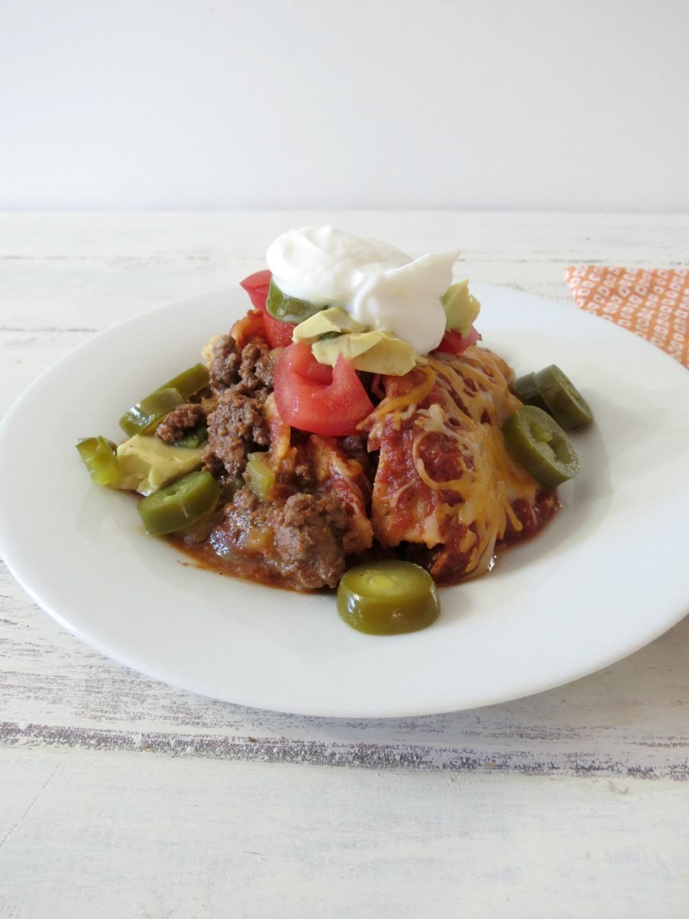 Skillet Enchilada