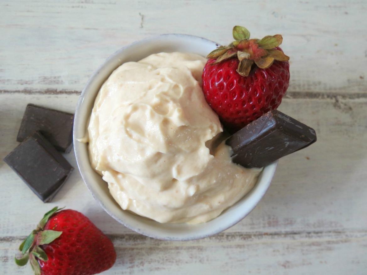 Peanut Butter Cheesecake Dip
