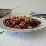 Stove Top Skillet Berry Crumble