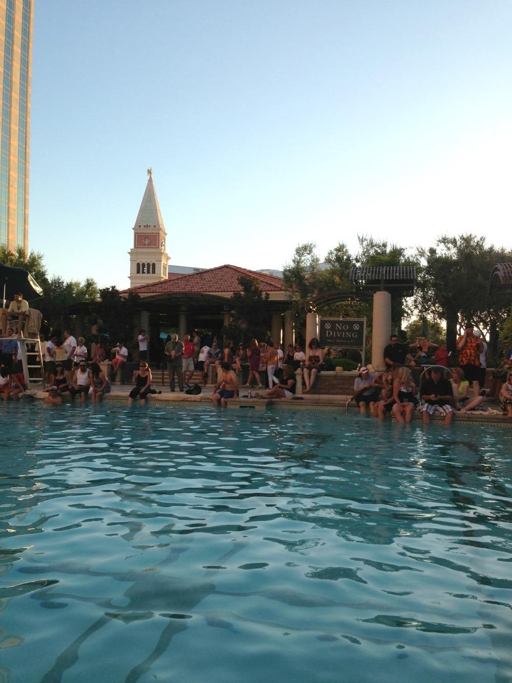 Venetian Tiki Party