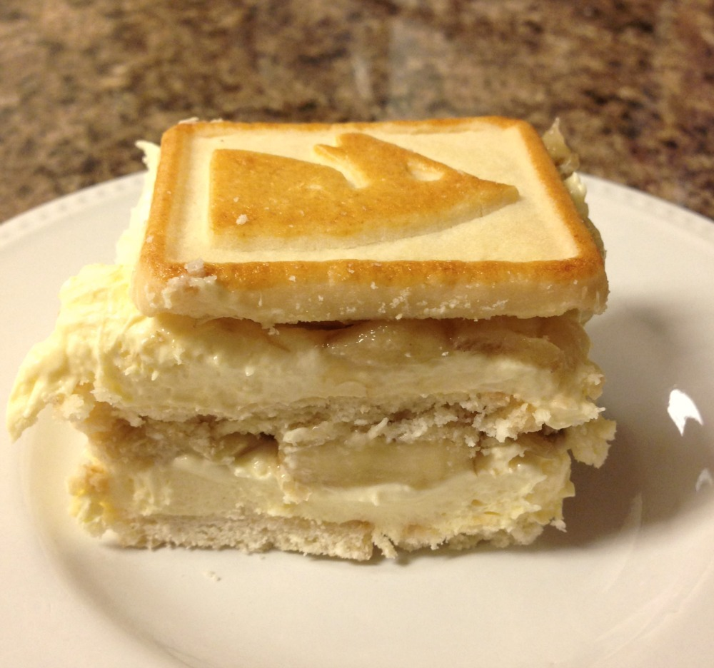 Cori's Banana Cream Pie Bars