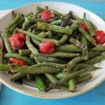 Grilled Asparagus and Green Beans