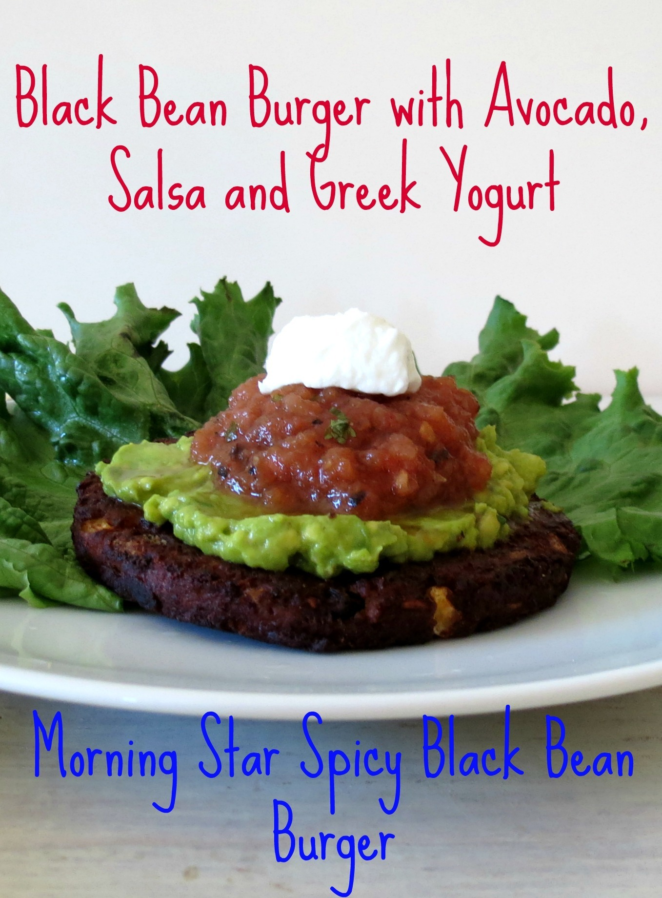 Morning Star Black Bean Burgers