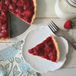 Peanut Butter and Jelly Tart