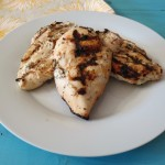 Yogurt Marinated Grilled Chicken