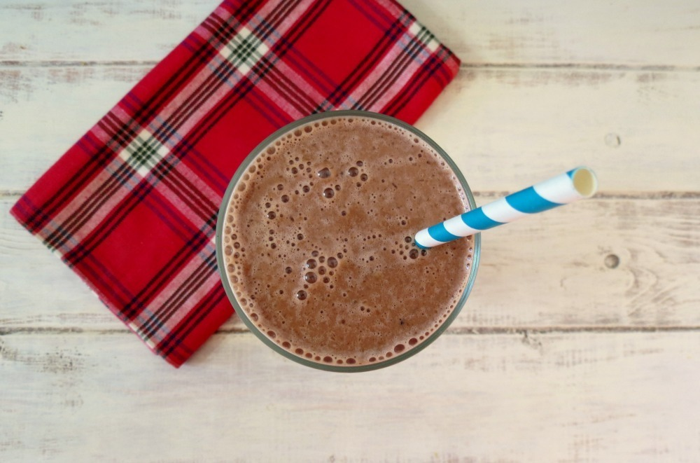 Chocolate Banana Breakfast on the Go Smoothie