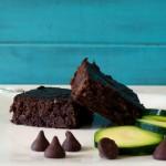 Chocolate Zucchini Beanie Brownies