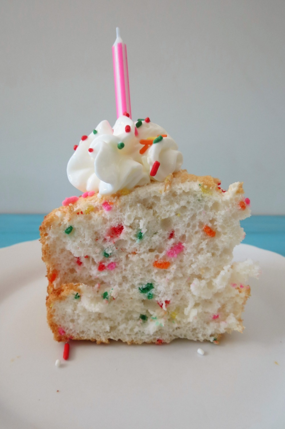Funfetti Angel Foodcake