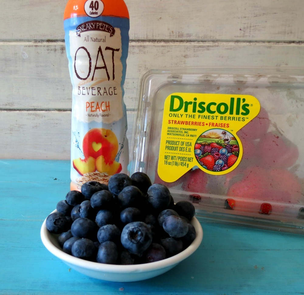 Sneaky Pete's and Driscolls Berries