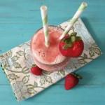 Strawberry Pizzazz Smoothie
