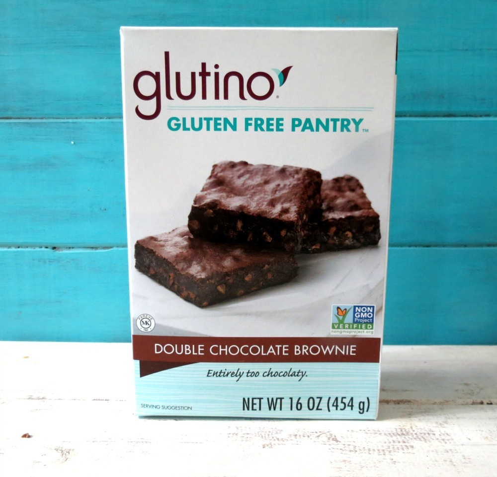 Glutino Brownie Mix