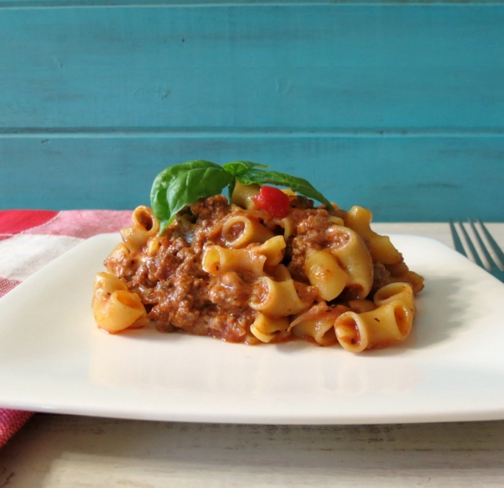 Gluten Free Quick and Easy Goulash