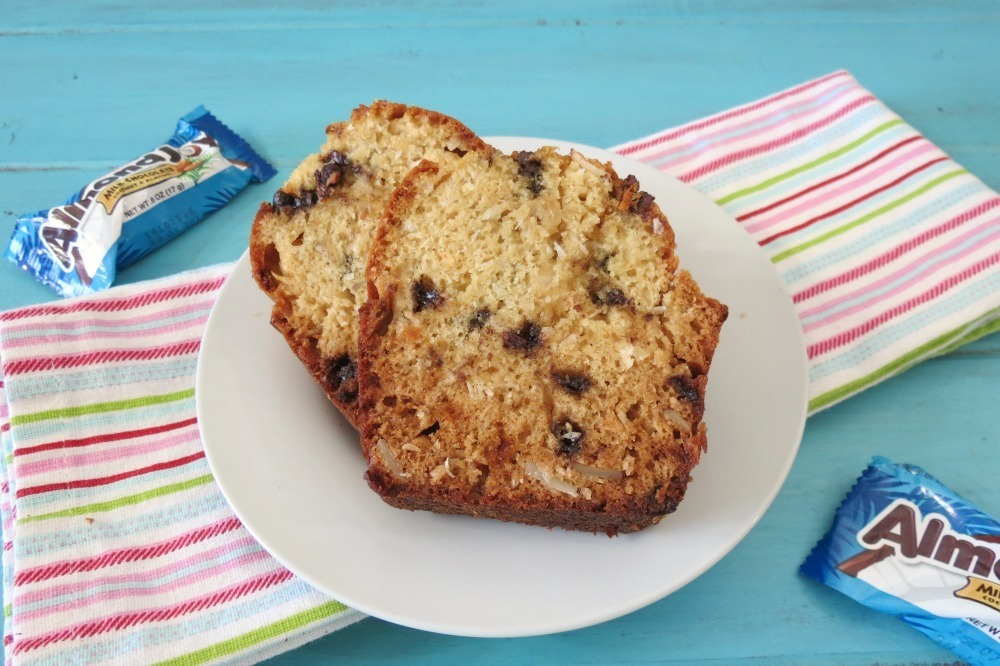 Almond Joy Bread