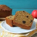 Apple Butter Raisin Bread