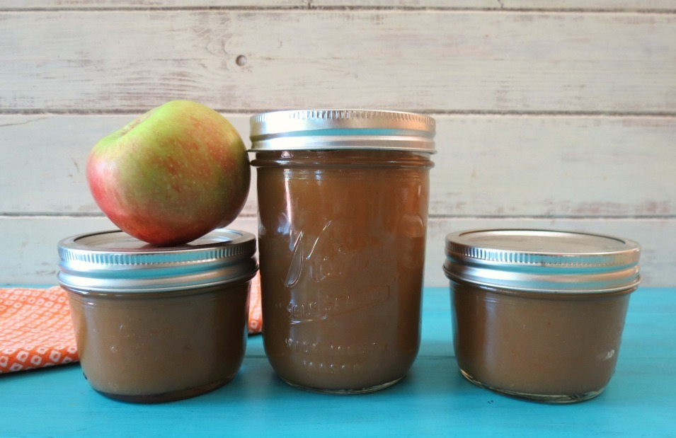 Maple Spiced Apple Butter