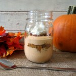 Pumpkin Pie Breakfast Parfait