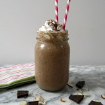 Almond Mocha Smoothie