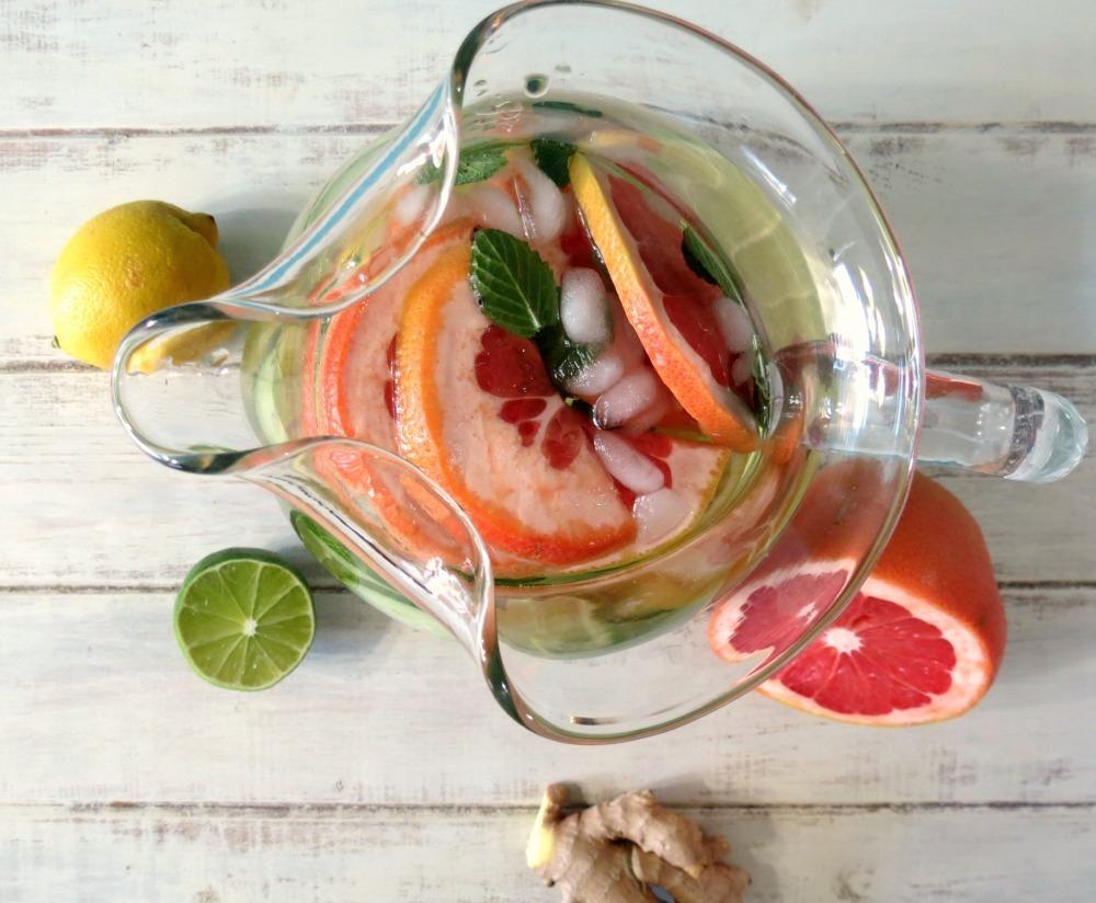 Kết quả hình ảnh cho Grapefruit Flush water
