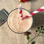 Eggnog Smoothie (Dairy-Free)
