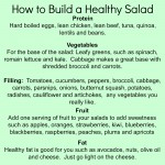 How to Build A Better Salad #HolidayDetox