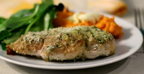 Baked Parmesan Ranch Chicken