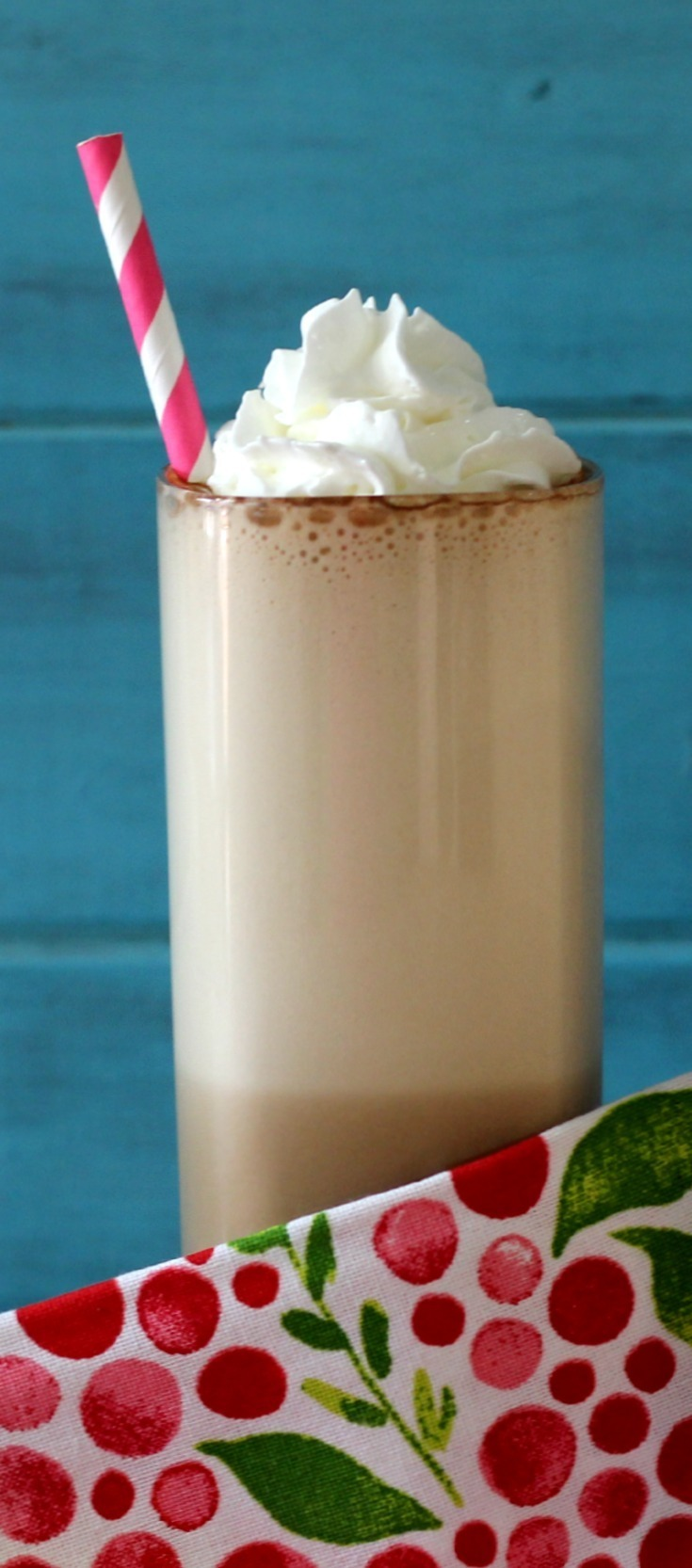 Malted Mocha Ice Coffee