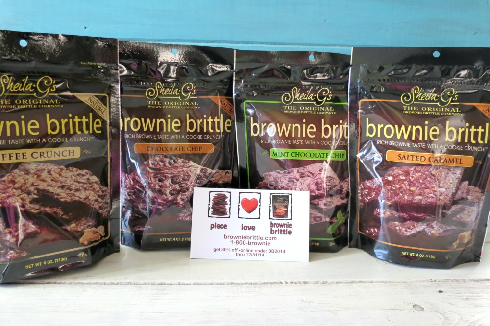 Brownie Brittle