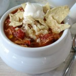 Flashback Recipe – Southwestern Chicken Chili