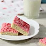 Yum Yum Wednesday – Valentine's LoftHouse Cookie Bars