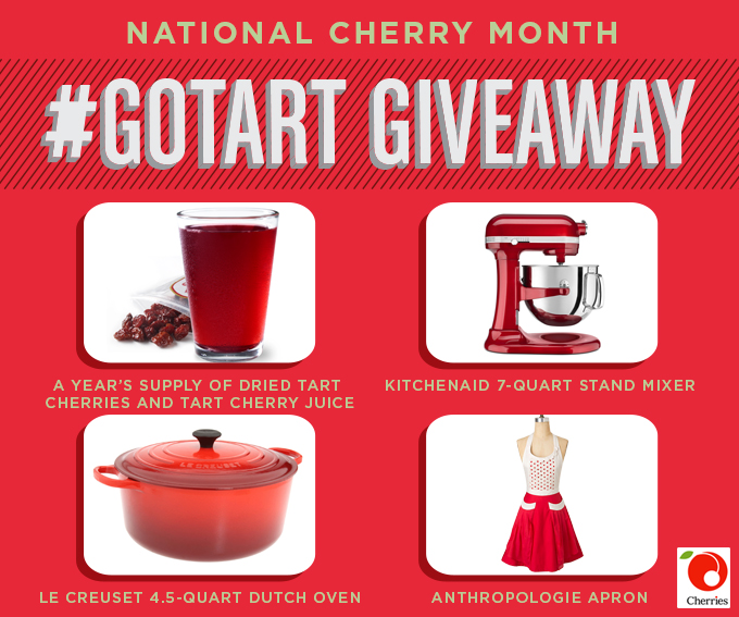 national cherry month_Giveaway