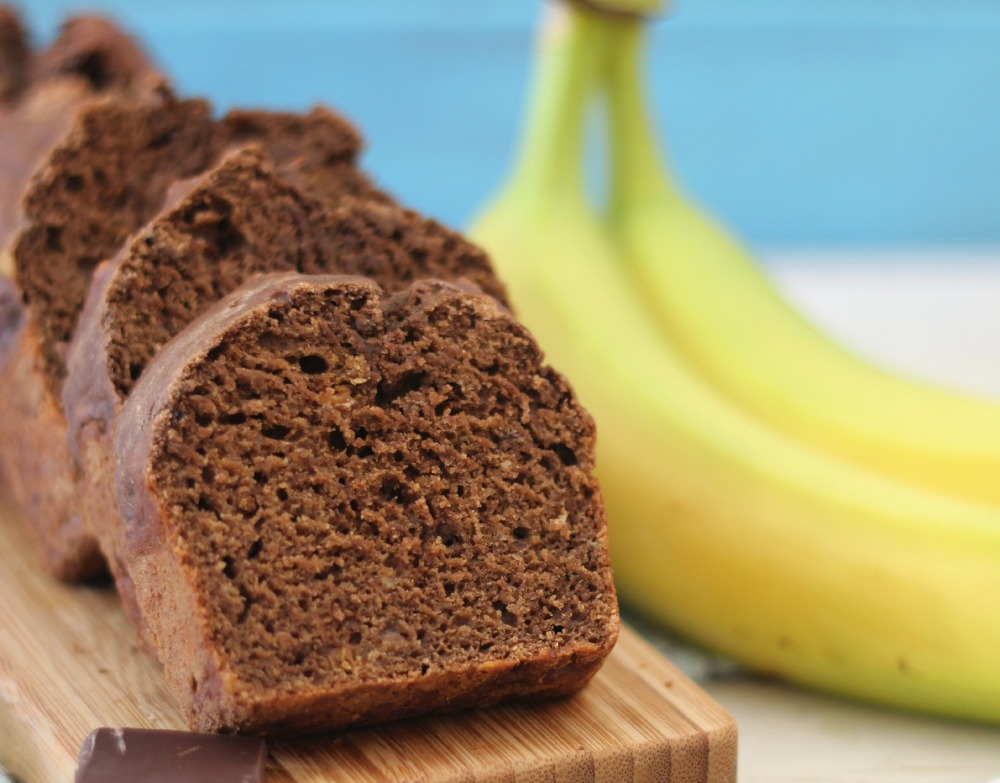 Frozen Banana-Chocolate And Peanut Butter Loaf Recipes — Dishmaps