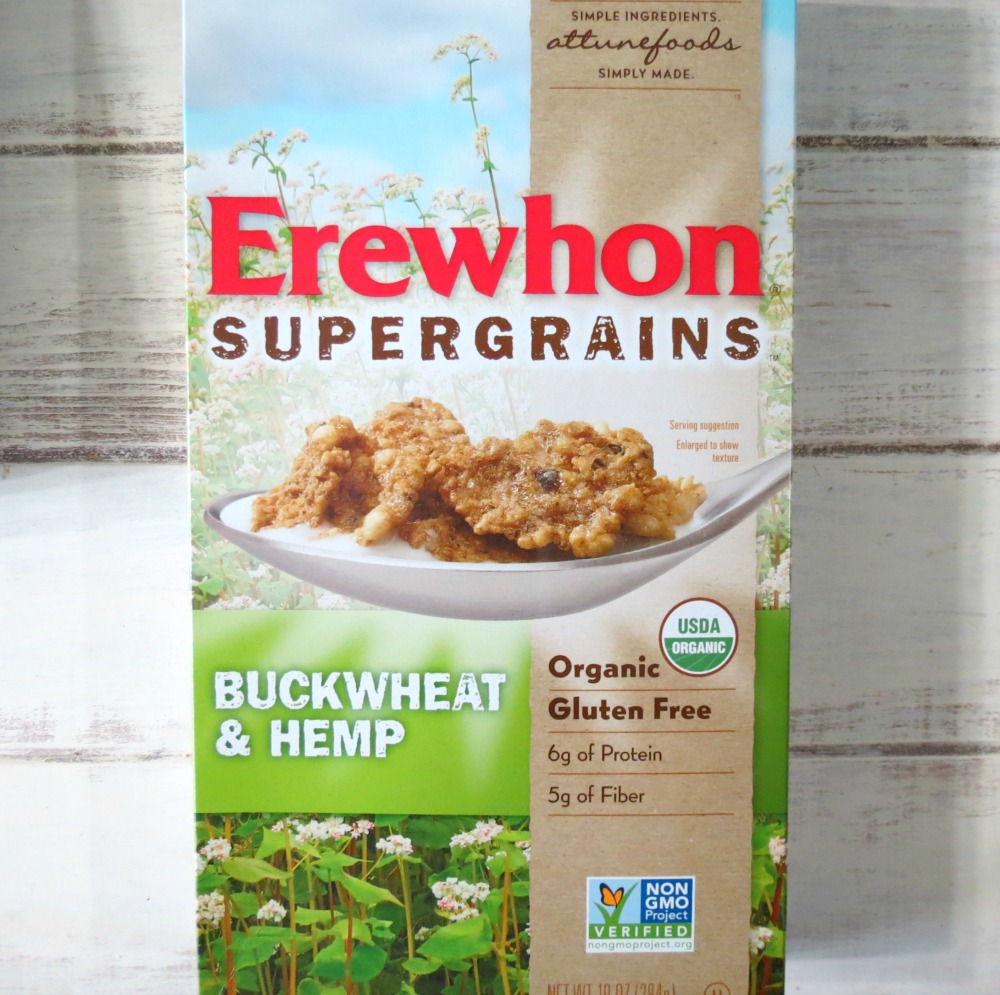 Erewhon Natural Foods Cereal