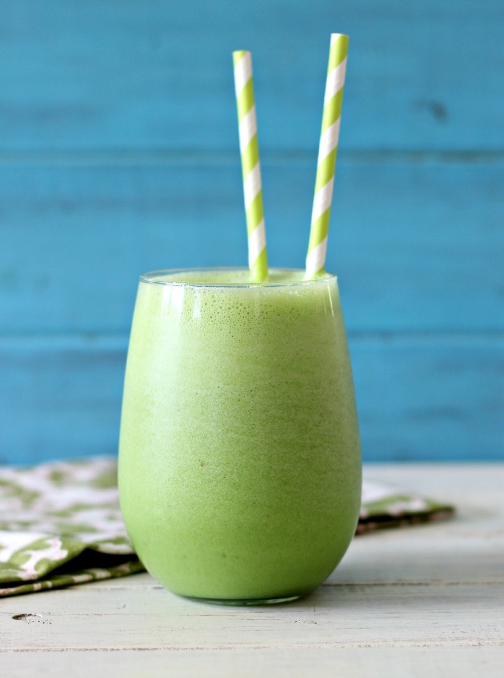 Mint Green Monster Smoothie