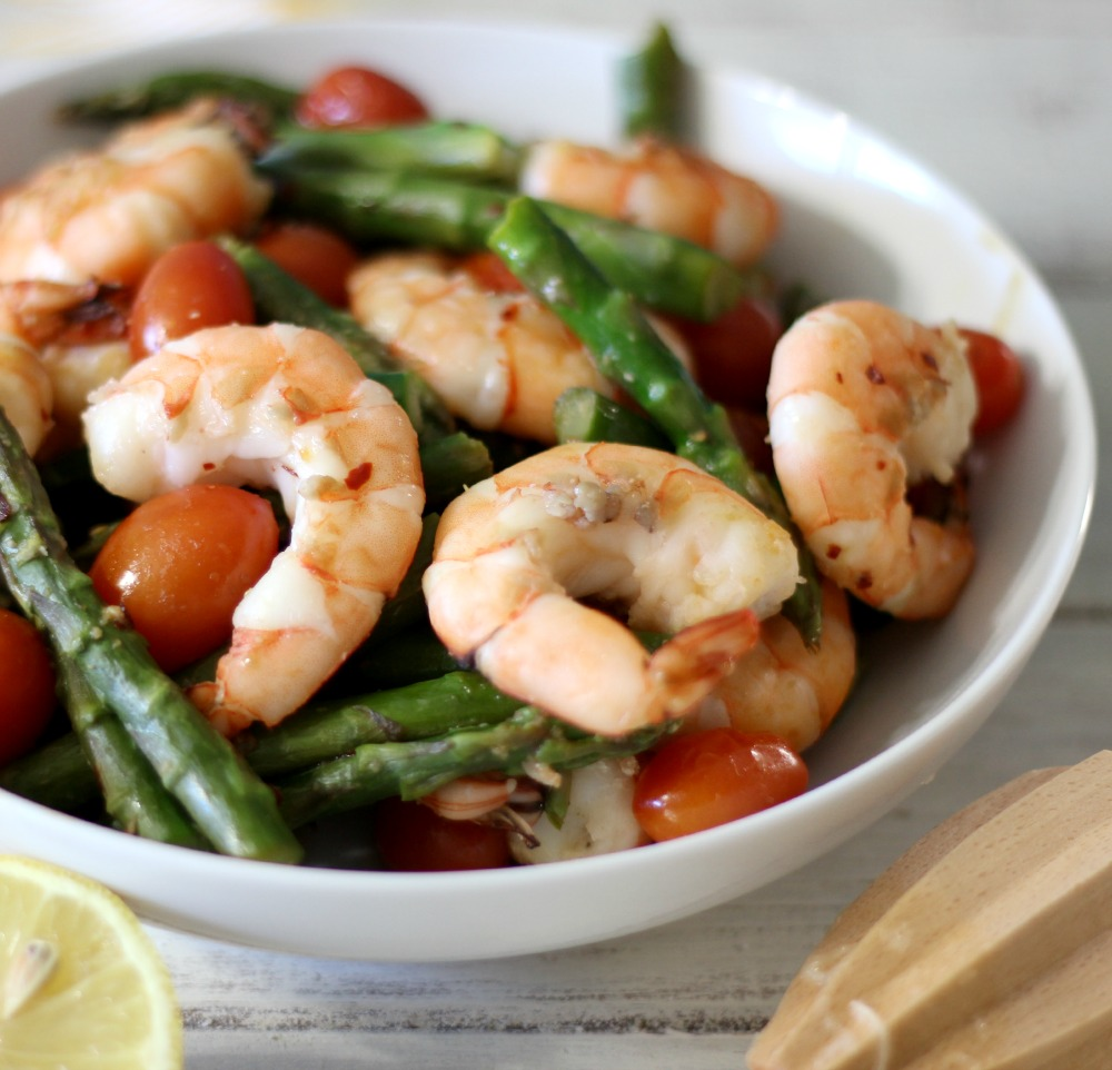 Shrimp And Tomatoes Recipe — Dishmaps