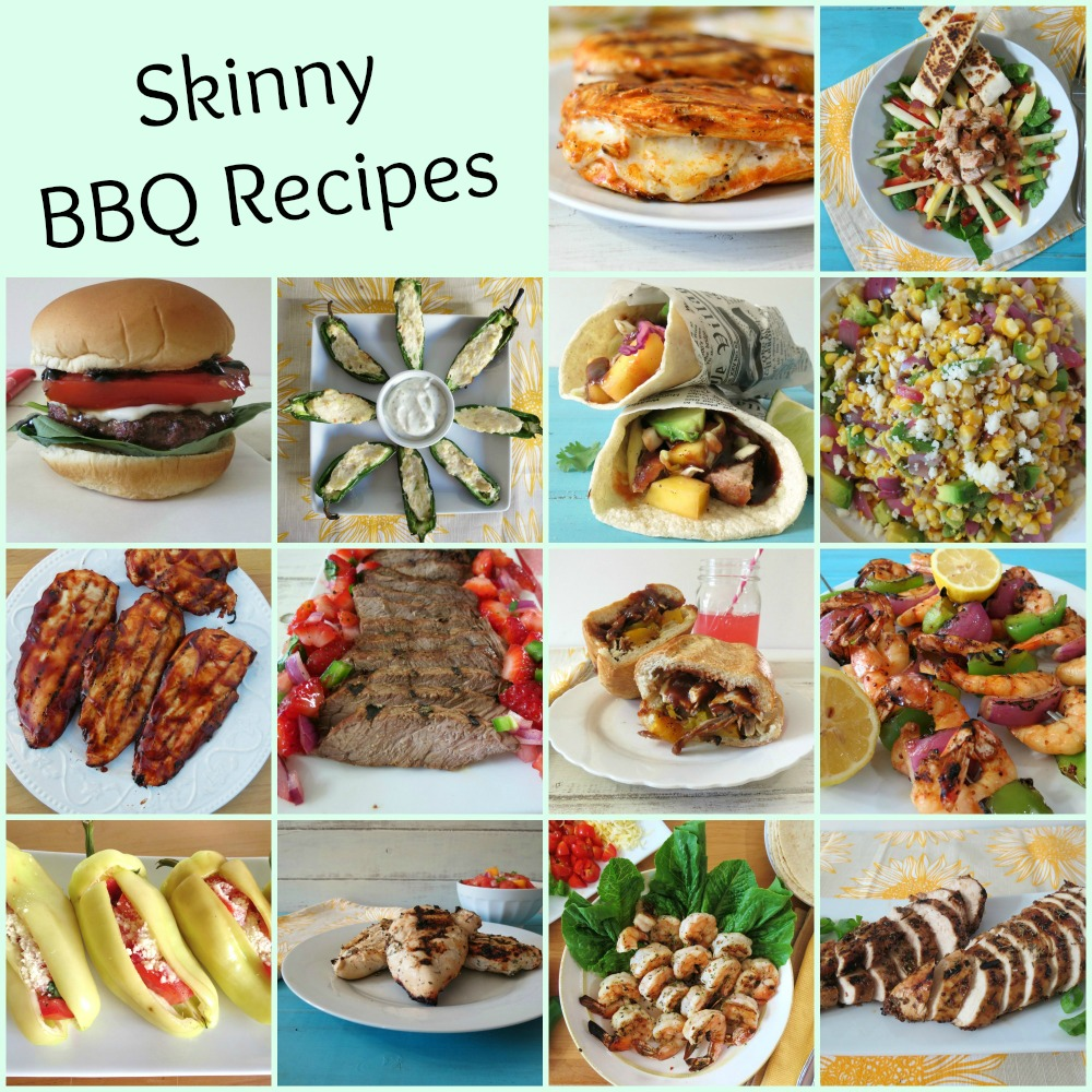 Skinny BBQ Recipes