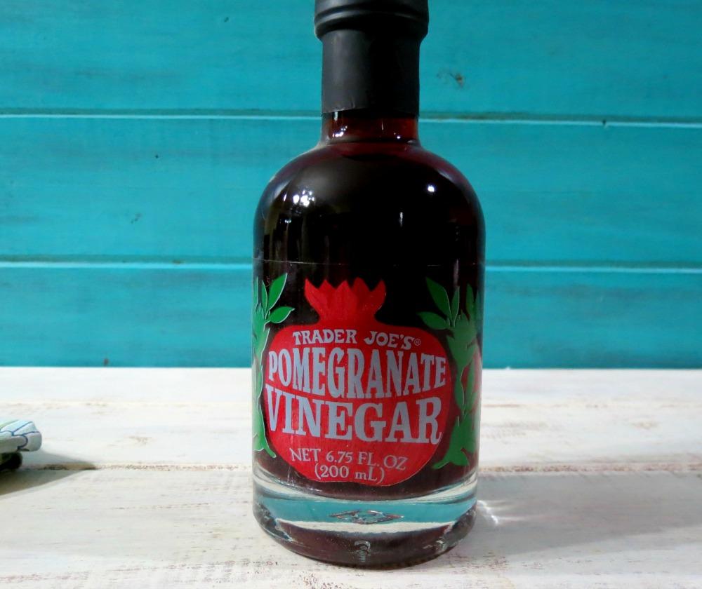 Trader Joes Pomgranate Vinegar