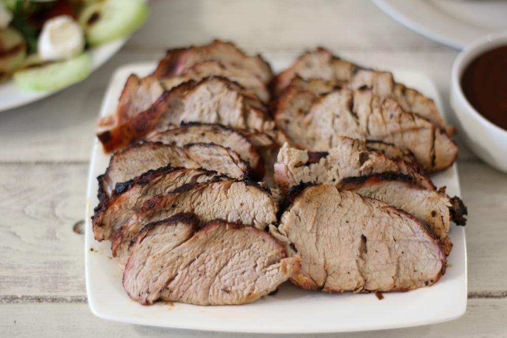Memphis Rubbed Pork Tenderloin