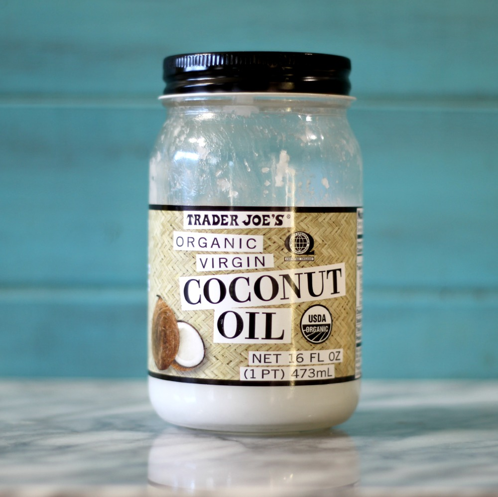 Trader Joe's Organic Coconut Oil
