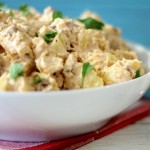 Chipolte Bacon Potato Salad #SundaySupper