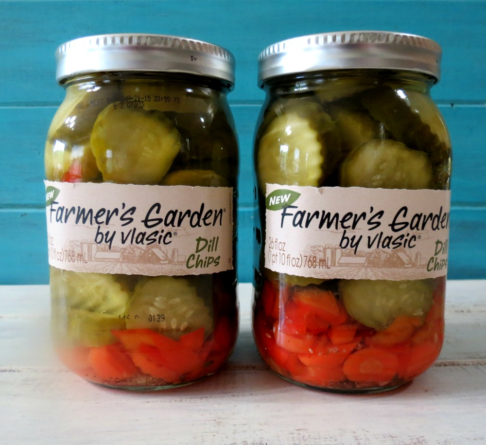 Farmer s garden orzo pasta salad farmtojar for Vlasic farmer s garden pickles