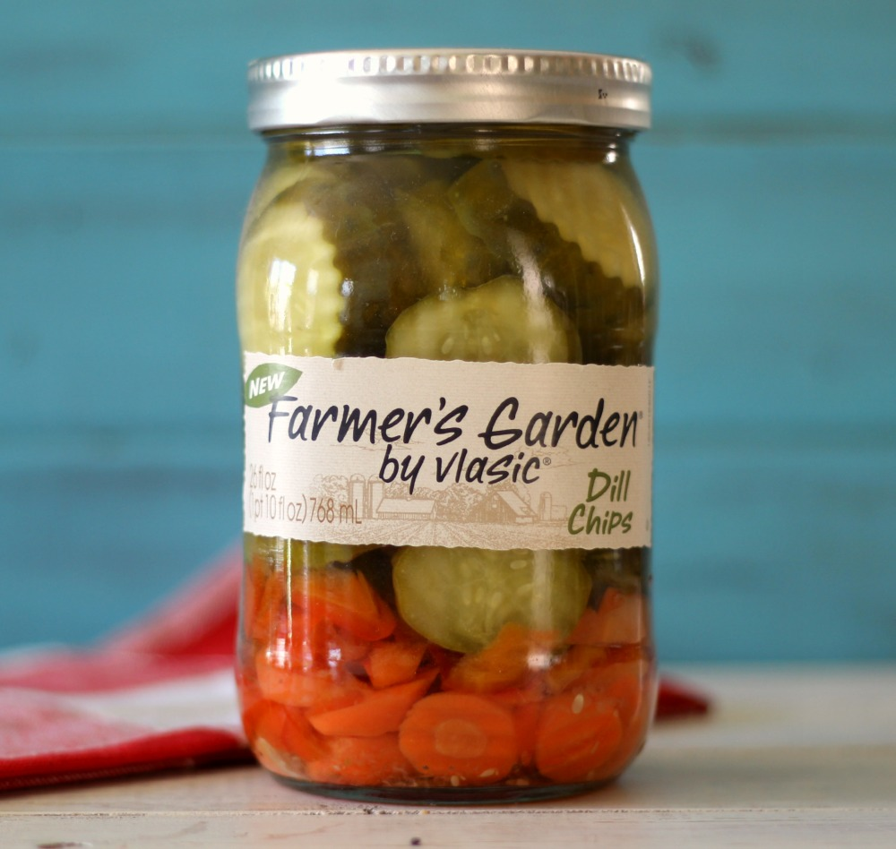 Farmers Garden by Vlasic Dill Chips