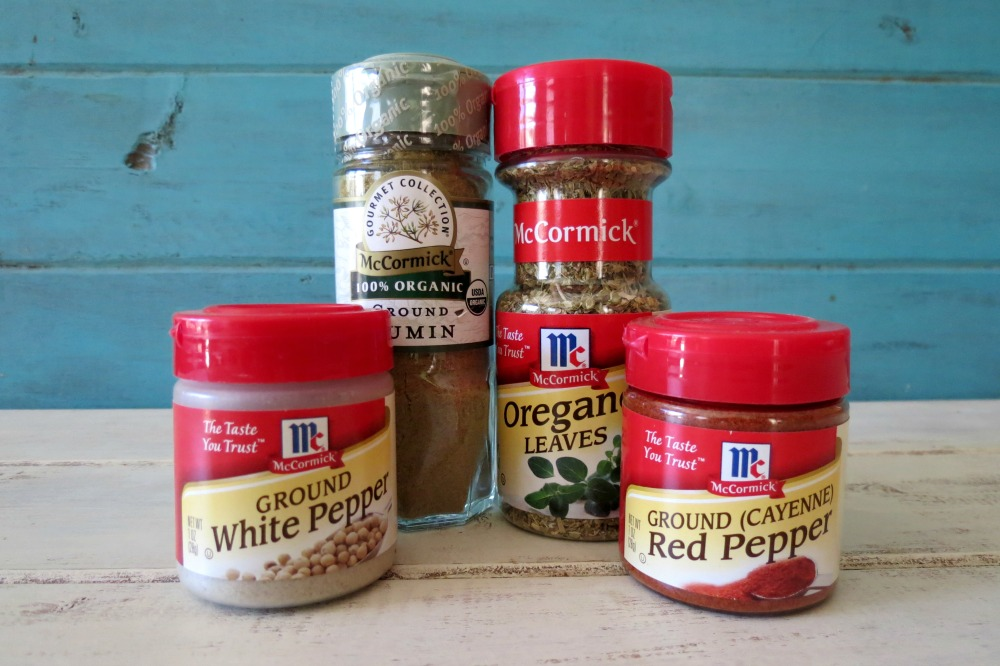 McCormick Spices / Giveaway