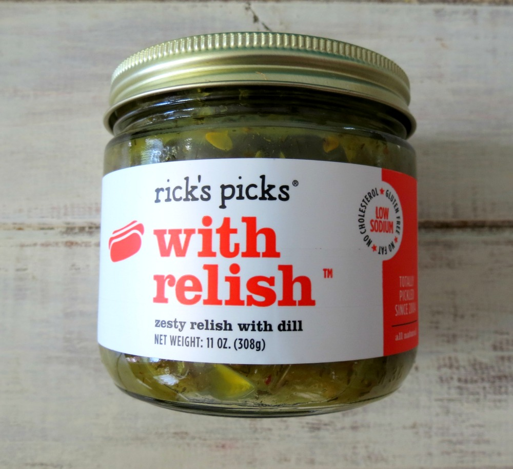 Ricks Picks Relish with Dill